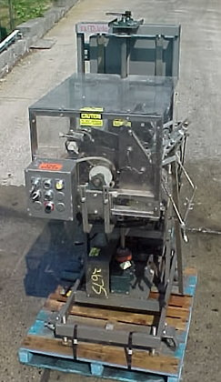 Thiele Automatic Rotary Placer Rotary