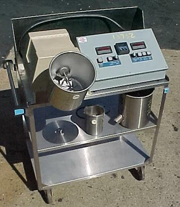 Lightnin Rotary Liquid Solids Mixer