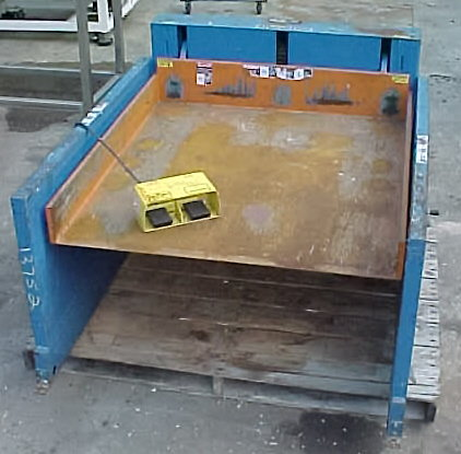 South Worth Product Pallet Lift