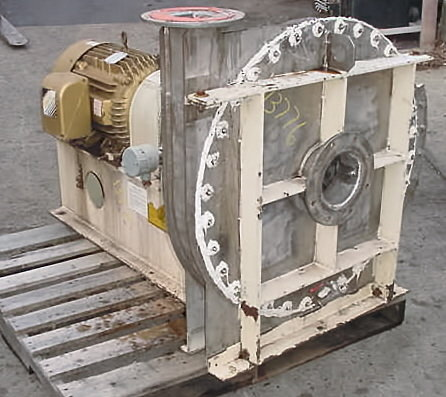 Buffalo Forge Pressure Blower Blower