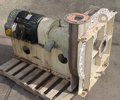 stainless steel pressure blower by