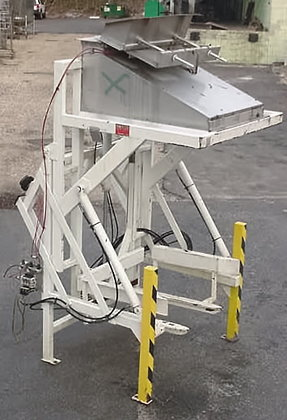 food grade bulk box/bin handling