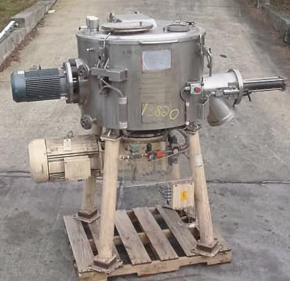 High Speed Mixer Granulator Mixer