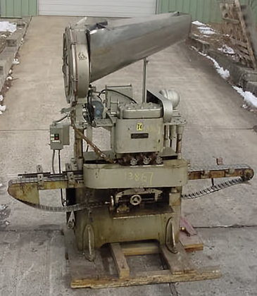 Resina Fully Automatic Capper Automatic