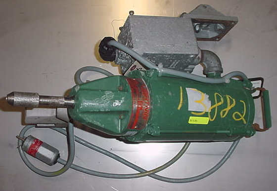 Mixing Equipment Co Portable Mixer