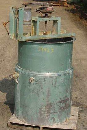 Steriline Dairy Equip. 325 Gallon