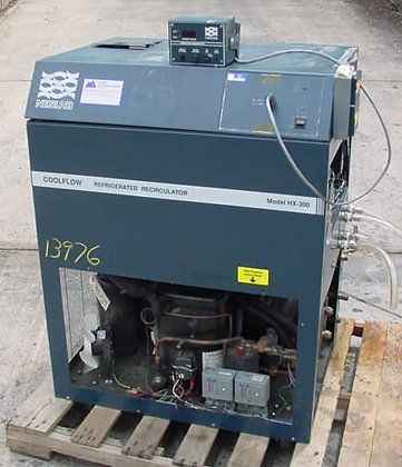 neslab recirculating chiller.model hx-300.has cabinet