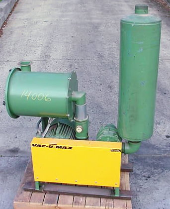 Vacu Max Pack Blower Sys