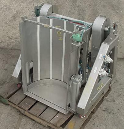 Tote Systems Drum Dumper Drum