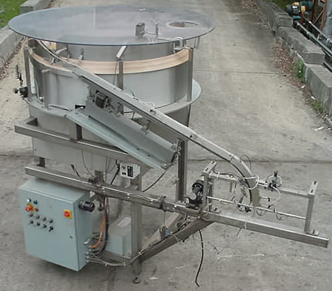 M S Automatic Scoop Feed