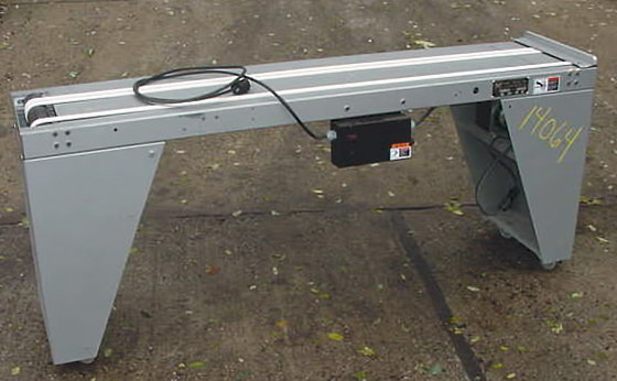 Kirk-rudy Belt Conveyor Belt Conveyor