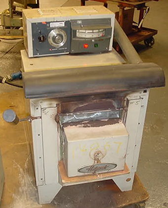 hotpack table top laboratory furnace.model