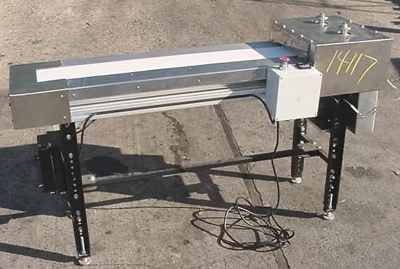 Belt Conveyor 7 X 48