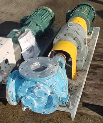 Viking Stainless Steel Gear Pump