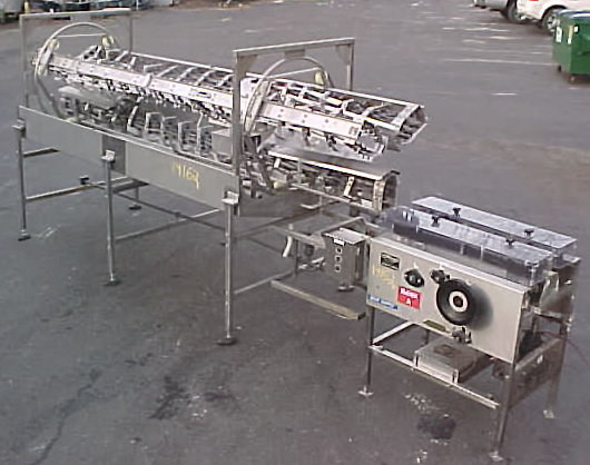 Uni Pak Inverted Bottle Rinser