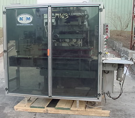 New England Machinery Capper Neilc