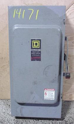 Square D Fusable Disconnect Fusable