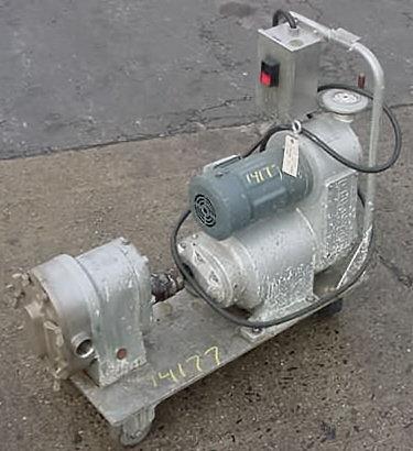 Waukesha Size 100 Pump 100