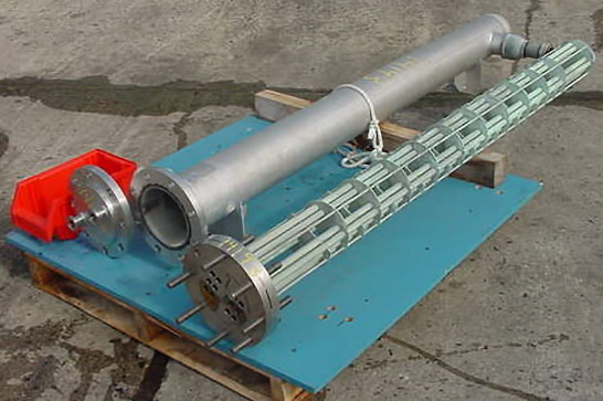 Allegheny Heat Exchanger Heat Exchanger