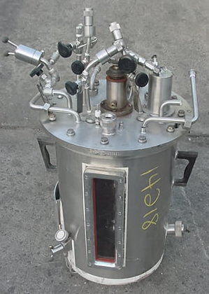 New Brunswick 28 Liter Fermentor