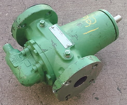 Viking Gear Pump Hj 4197