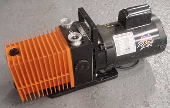 Alcatel Table Top Vacuum Pump