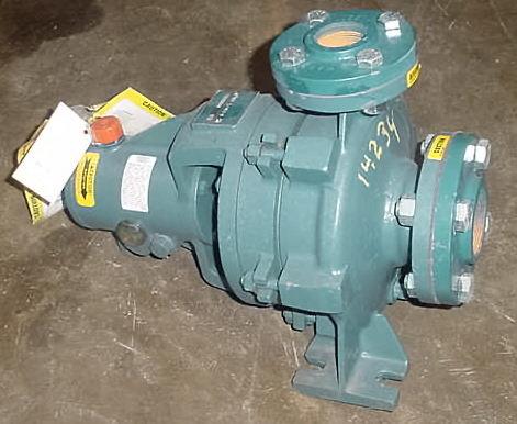 Gorman Rupp Centrifigal Pump Centrifigal