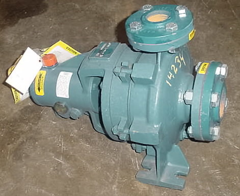 Gorman Rupp Centrifigal Pump Centrifigal