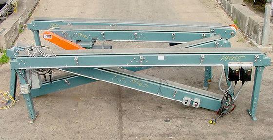 Nedco Bidirectional Conveyor Nedco Conveyor