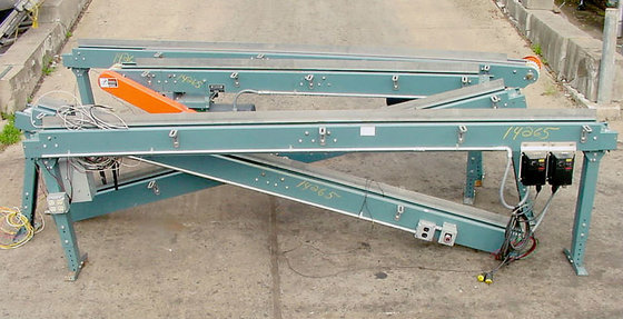 Nedco Bidirectional Conveyor Nedco Conveyor