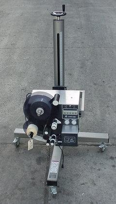 label-aire portable pressure sensitive blow