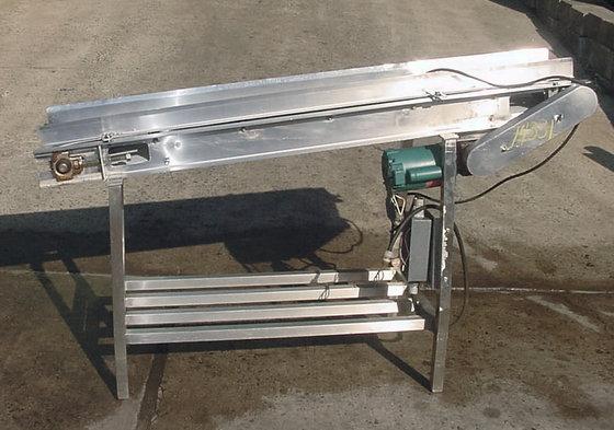 Stainless Food Grade Belt Conveyor