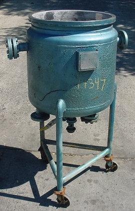 Pfaudler 50 Gallon Tank 50