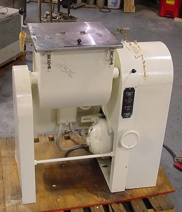 Stokes Granulation Mixer Granulation Mixer