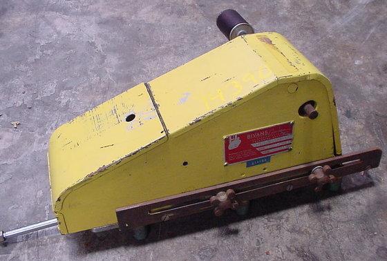 Bivans Coder Embosser 321 #14390