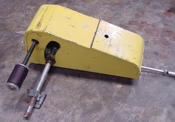 bivans model 321 embosser coder.desinged