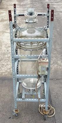 100 Liter Glass Lab Tank