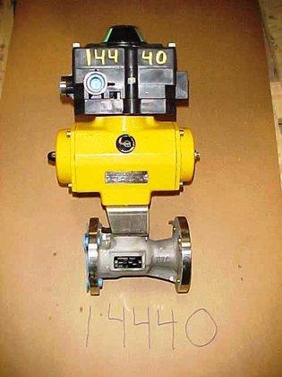Flowserve Cf8m 316 Ss #14440