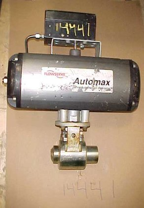 "Flowserve Automax 1""-1/4"" #14441 in"