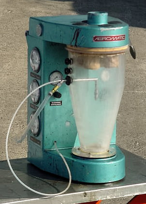 Laboratory Spray Granulator Strea #14446