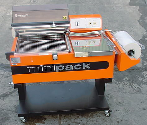 Mini Pack L Sealer Shrink