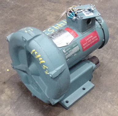 Rotron Turbine Blower Turbine Blower