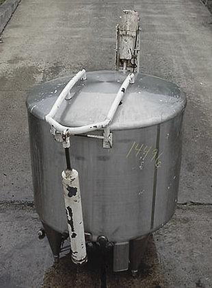 300 Gallon Open Top Mixing