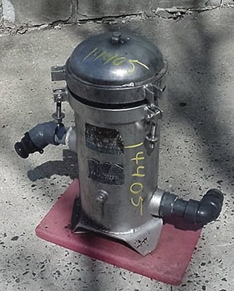 Filterite Cartridge Filter 6 Cartridge