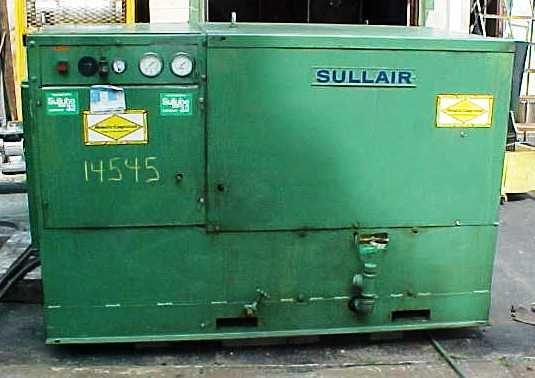 Sullair 16-60l #14545 in Marlboro