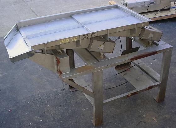 Eriez 30 X 60 Vibratory
