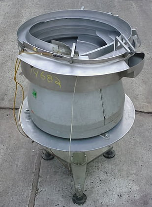 "30"" diameter stainless steel vibratory"