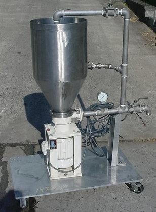 ross in line homogenizng mixer.model