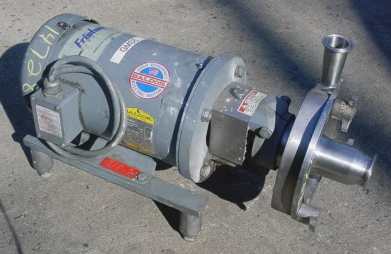Fristan Centrifugical Pump Fpx-722-135 #14728