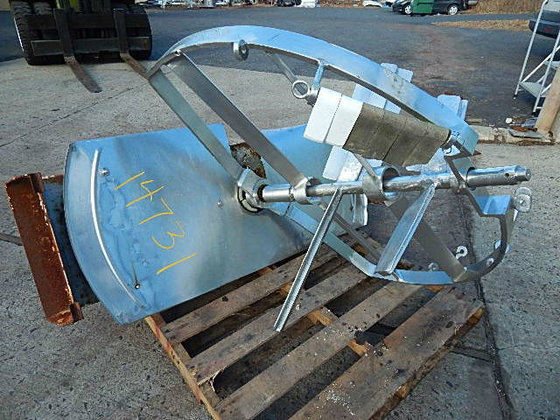 Hamilton 200 Gallon Agitator 200